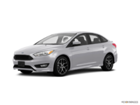 2016 Ford Focus Sedan SE | Photo 3 | Ingot Silver