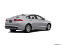2016 Ford Fusion Energi SE | Photo 2 | Ingot Silver