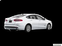 2016 Ford Fusion Energi SE | Photo 2 | Oxford White