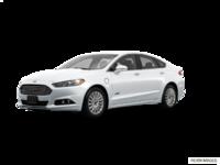 2016 Ford Fusion Energi SE | Photo 3 | Oxford White