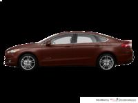 2016 Ford Fusion Hybrid TITANIUM | Photo 1 | Bronze Fire