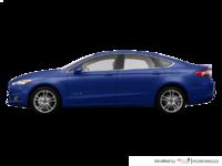 2016 Ford Fusion Hybrid TITANIUM | Photo 1 | Deep Impact Blue