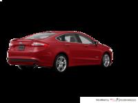 2016 Ford Fusion Hybrid TITANIUM | Photo 2 | Ruby Red