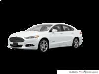 2016 Ford Fusion Hybrid TITANIUM | Photo 3 | Oxford White