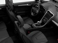 2016 Ford Fusion Hybrid TITANIUM | Photo 1 | Charcoal Black Leather
