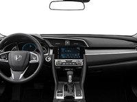 2016 Honda Civic Sedan EX-SENSING   Photo 3   Black Fabric
