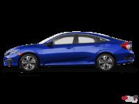 2016 Honda Civic Sedan EX-T | Photo 1 | Aegean Blue Metallic