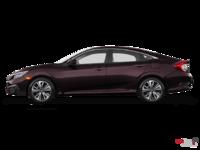 2016 Honda Civic Sedan EX-T | Photo 1 | Burgandy Night Pearl