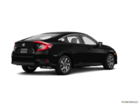 2016 Honda Civic Sedan EX | Photo 2 | Crystal Black Pearl