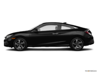 2016 Honda Civic Coupe TOURING | Photo 1 | Crystal Black Pearl