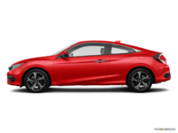2016 Honda Civic Coupe TOURING | Photo 1 | Rallye Red