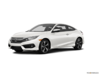 2016 Honda Civic Coupe TOURING | Photo 3 | White Orchid Pearl