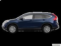 2016 Honda CR-V EX-L | Photo 1 | Obsidian Blue Pearl