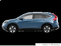 2016 Honda CR-V TOURING | Photo 1 | Mountain air metallic