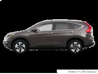 2016 Honda CR-V TOURING | Photo 1 | Modern Steel Metallic