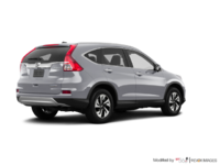 2016 Honda CR-V TOURING | Photo 2 | Alabaster Silver Metallic