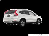 2016 Honda CR-V TOURING | Photo 2 | White Diamond Pearl