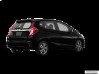 2016 Honda Fit EX | Photo 2 | Crystal Black Pearl
