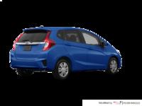 2016 Honda Fit LX | Photo 2 | Aegean Blue Metallic