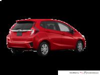 2016 Honda Fit LX | Photo 2 | Milano red