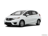 2016 Honda Fit LX | Photo 3 | White Orchid Pearl