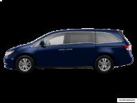 2016 Honda Odyssey EX-L Navi | Photo 1 | Obsidian Blue Pearl