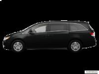 2016 Honda Odyssey LX | Photo 1 | Crystal Black Pearl