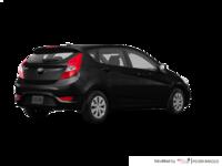 2016 Hyundai Accent 5 Doors L | Photo 2 | Ultra Black