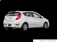 2016 Hyundai Accent 5 Doors L | Photo 2 | Century White