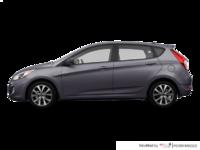 2016 Hyundai Accent 5 Doors SE | Photo 1 | Triathlon Grey