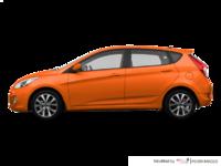 2016 Hyundai Accent 5 Doors SE | Photo 1 | Vitamin C