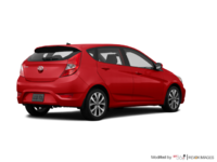 2016 Hyundai Accent 5 Doors SE | Photo 2 | Boston Red