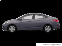 2016 Hyundai Accent Sedan GL | Photo 1 | Triathlon Grey