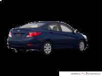 2016 Hyundai Accent Sedan GL | Photo 2 | Pacific Blue