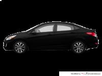 2016 Hyundai Accent Sedan GLS | Photo 1 | Ultra Black