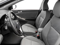 2016 Hyundai Accent Sedan GLS | Photo 1 | Grey Premium Cloth
