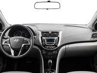 2016 Hyundai Accent Sedan GLS | Photo 3 | Grey Premium Cloth
