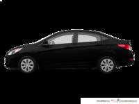 2016 Hyundai Accent Sedan LE | Photo 1 | Ultra Black