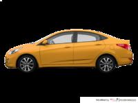2016 Hyundai Accent Sedan SE | Photo 1 | Sunflower Yellow