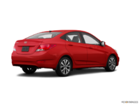 2016 Hyundai Accent Sedan SE | Photo 2 | Boston Red