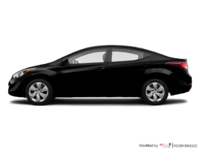 2016 Hyundai Elantra L | Photo 1 | Black Pearl