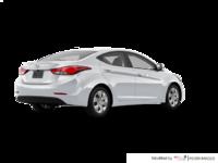 2016 Hyundai Elantra L | Photo 2 | Ice White