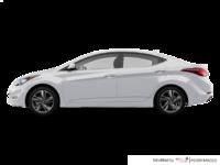 2016 Hyundai Elantra LIMITED | Photo 1 | Monaco White