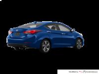 2016 Hyundai Elantra LIMITED | Photo 2 | Windy Sea Blue