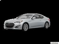2016 Hyundai Genesis Coupe 3.8 Premium | Photo 3 | Santiago Silver