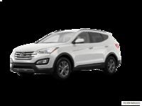2016 Hyundai Santa Fe Sport 2.4 L PREMIUM | Photo 3 | Frost White Pearl