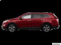 2016 Hyundai Santa Fe XL LIMITED | Photo 1 | Regal Red Pearl