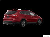 2016 Hyundai Santa Fe XL LIMITED | Photo 2 | Regal Red Pearl