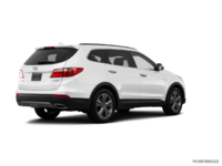 2016 Hyundai Santa Fe XL LIMITED | Photo 2 | Monaco White