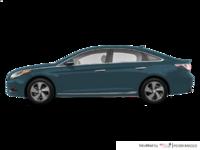 2016 Hyundai Sonata Plug-in Hybrid ULTIMATE   Photo 1   Graphite Blue